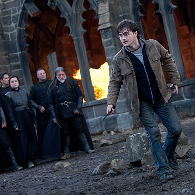 Daniel Radcliffe in Harry Potter and the Deathly Hallows: Part 2 (2011)