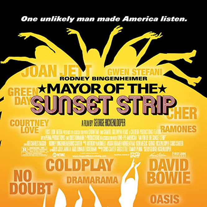 Mayor of the Sunset Strip (2003)