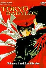 Tokyo Babylon Poster