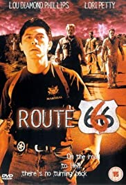 Route 666 Poster