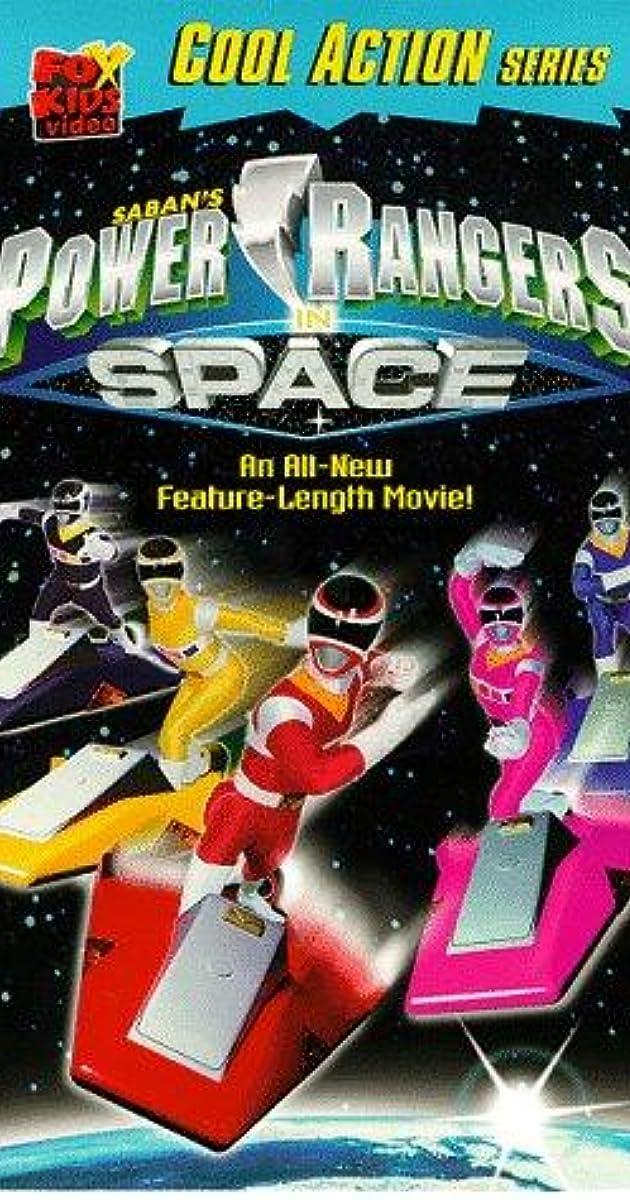 Power Rangers in Space (TV Series 1998–1999) - IMDb