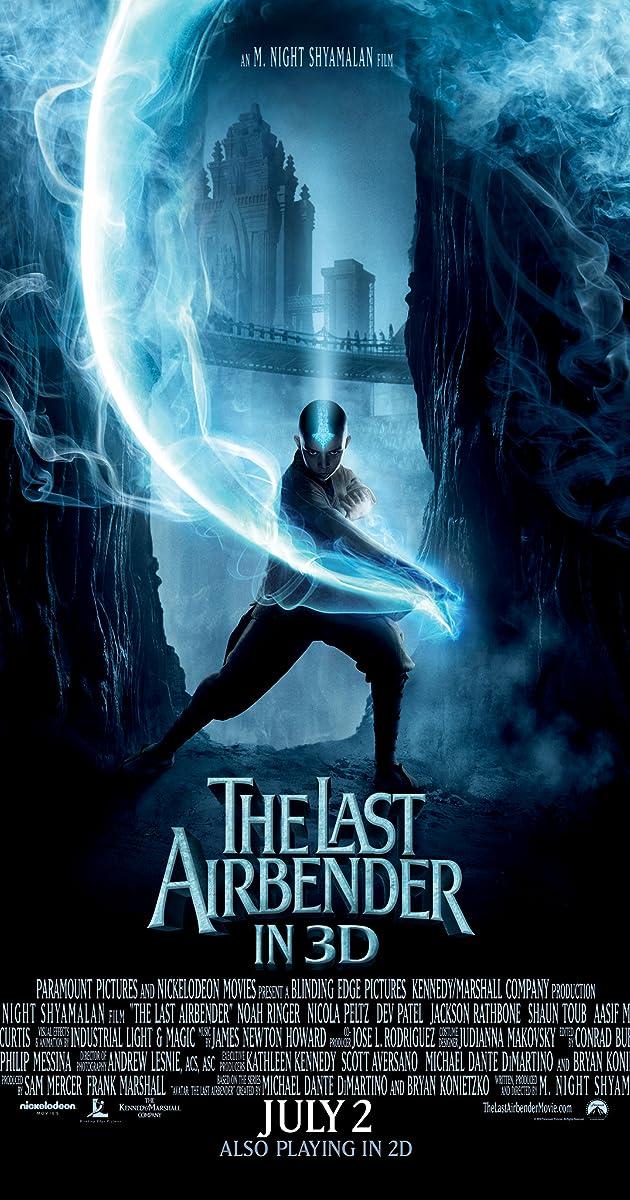 The Last Airbender 2010 Imdb