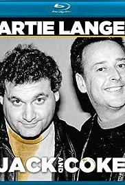 Artie Lange: Jack and Coke Poster