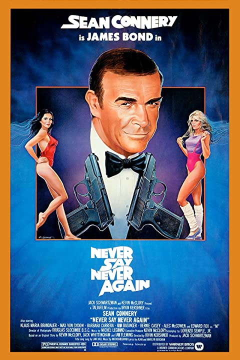 Never Say Never Again (1983) Full Movie Watch online free download at www.movies365.in