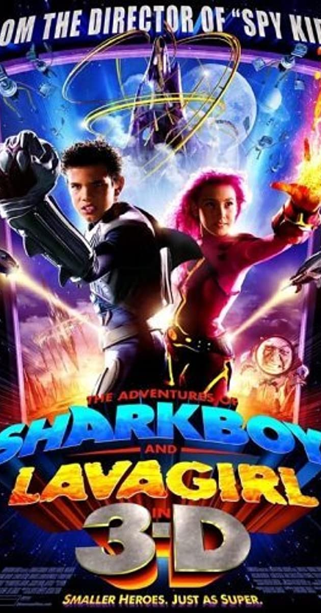 The Adventures Of Sharkboy And Lavagirl 3-D 2005 - Imdb-8399