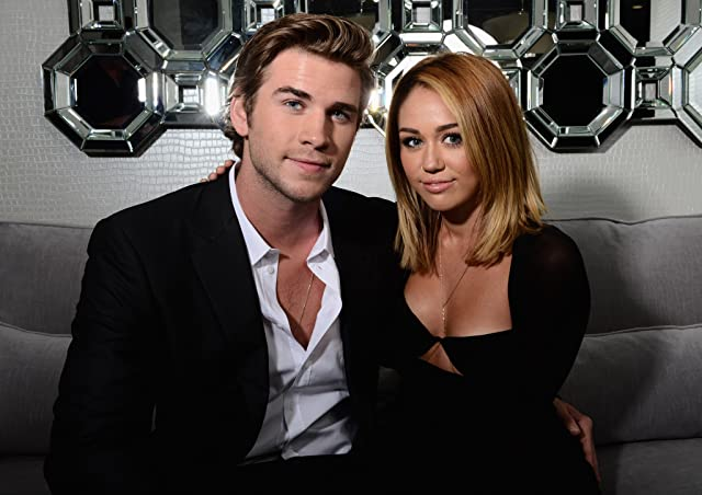 Hemsworth Parents Young Miley Cyrus and Liam Hemsworth