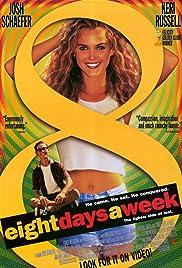 Eight Days a Week Poster