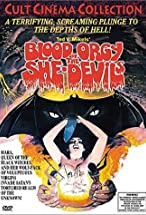 Primary image for Blood Orgy of the She-Devils