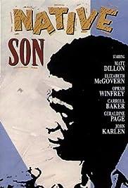 Native Son Poster