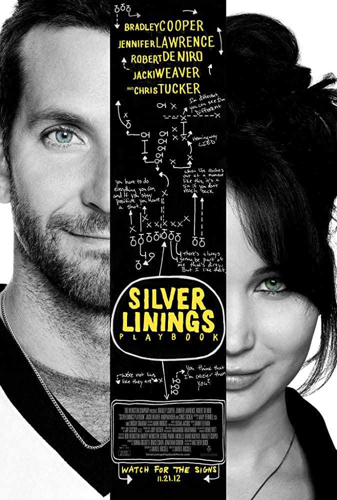 Silver Linings Playbook 2012 720p BRRip English Watch Online Free Download At www.movies365.in