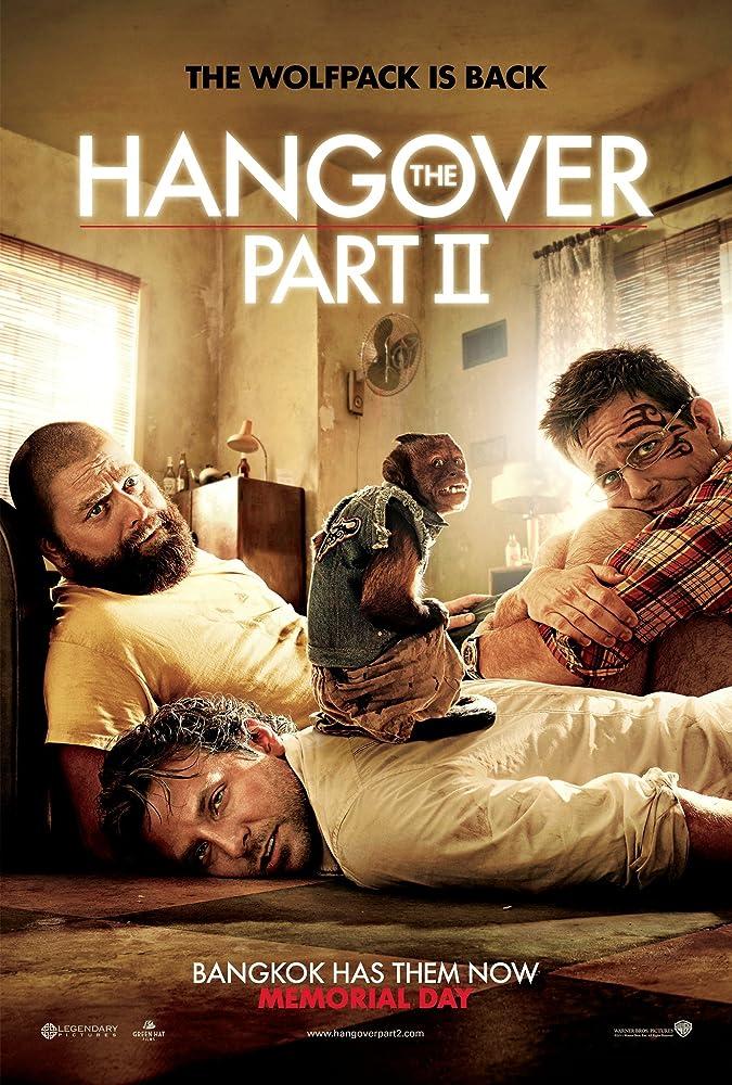 The Hangover Part 2 (2011) 720p BRRip Dual Audio Watch Online 900MB
