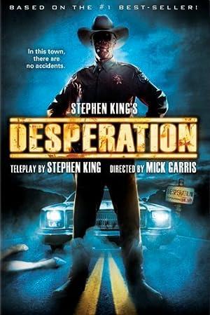 Desperation poster