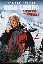 High Sierra Search and Rescue Poster
