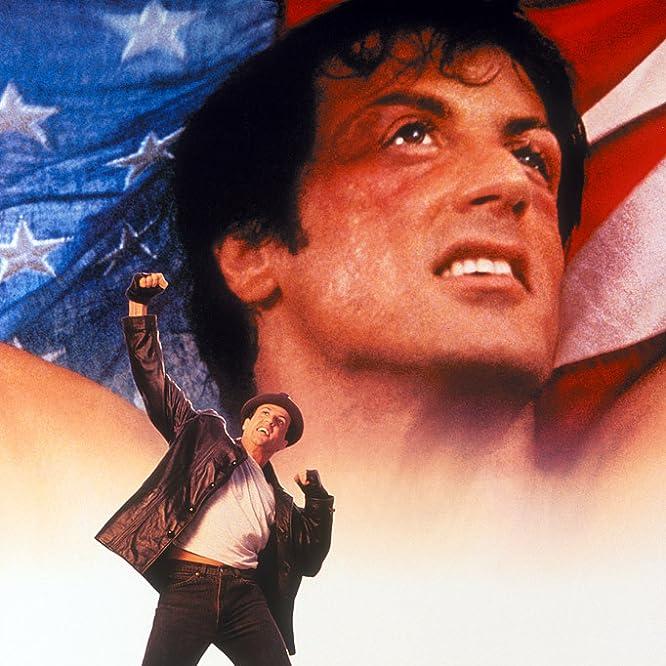 Sylvester Stallone in Rocky V (1990)