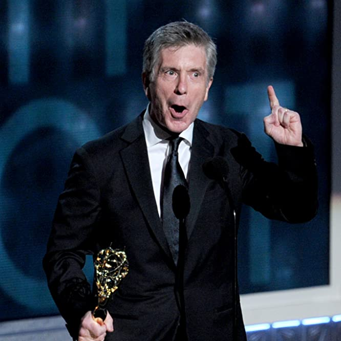 Tom Bergeron at an event for Dancing with the Stars (2005)
