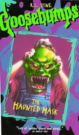 Goosebumps horrorland the scream of the haunted mask book report