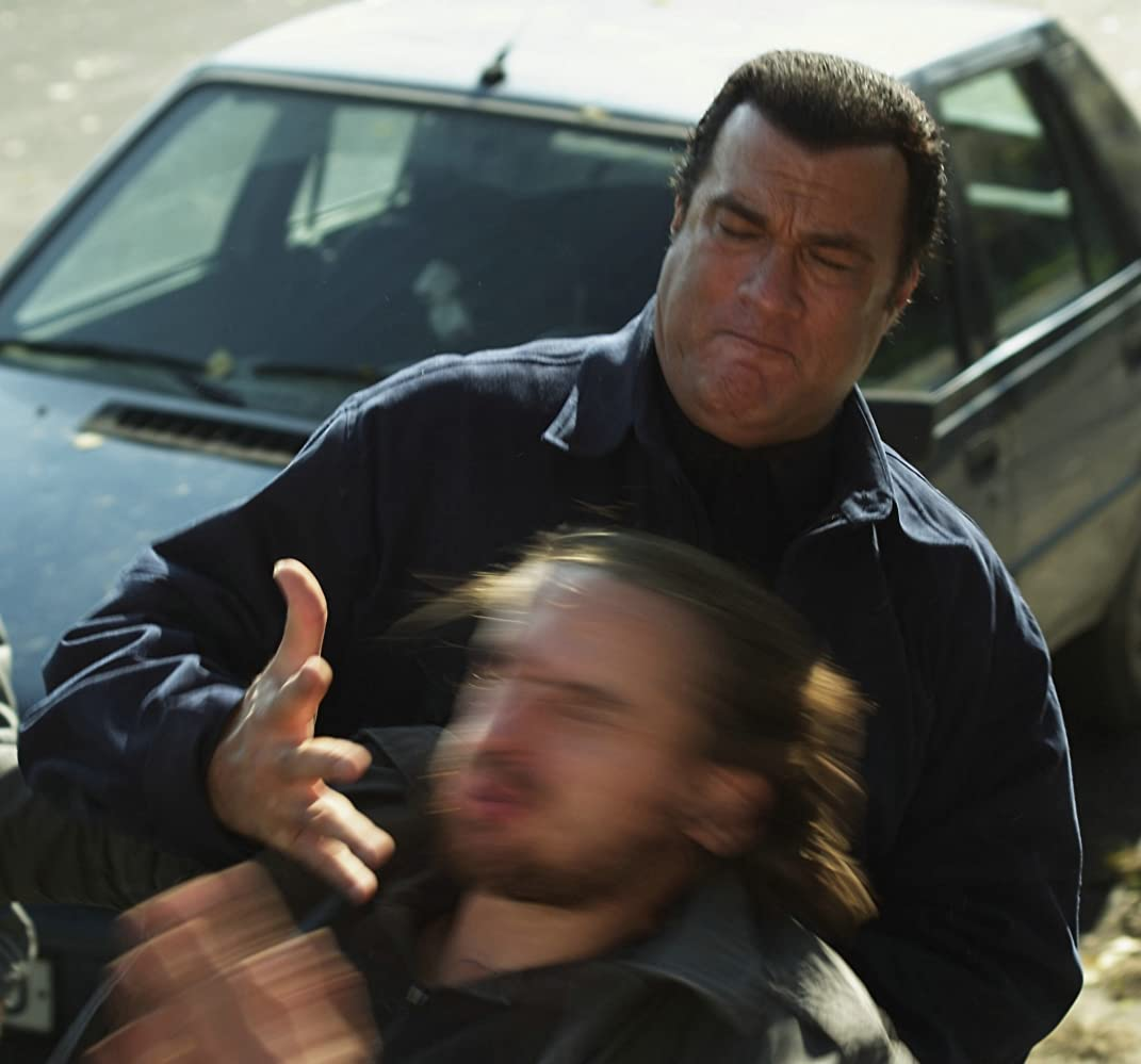 Steven Seagal in Born to Raise Hell (2010)