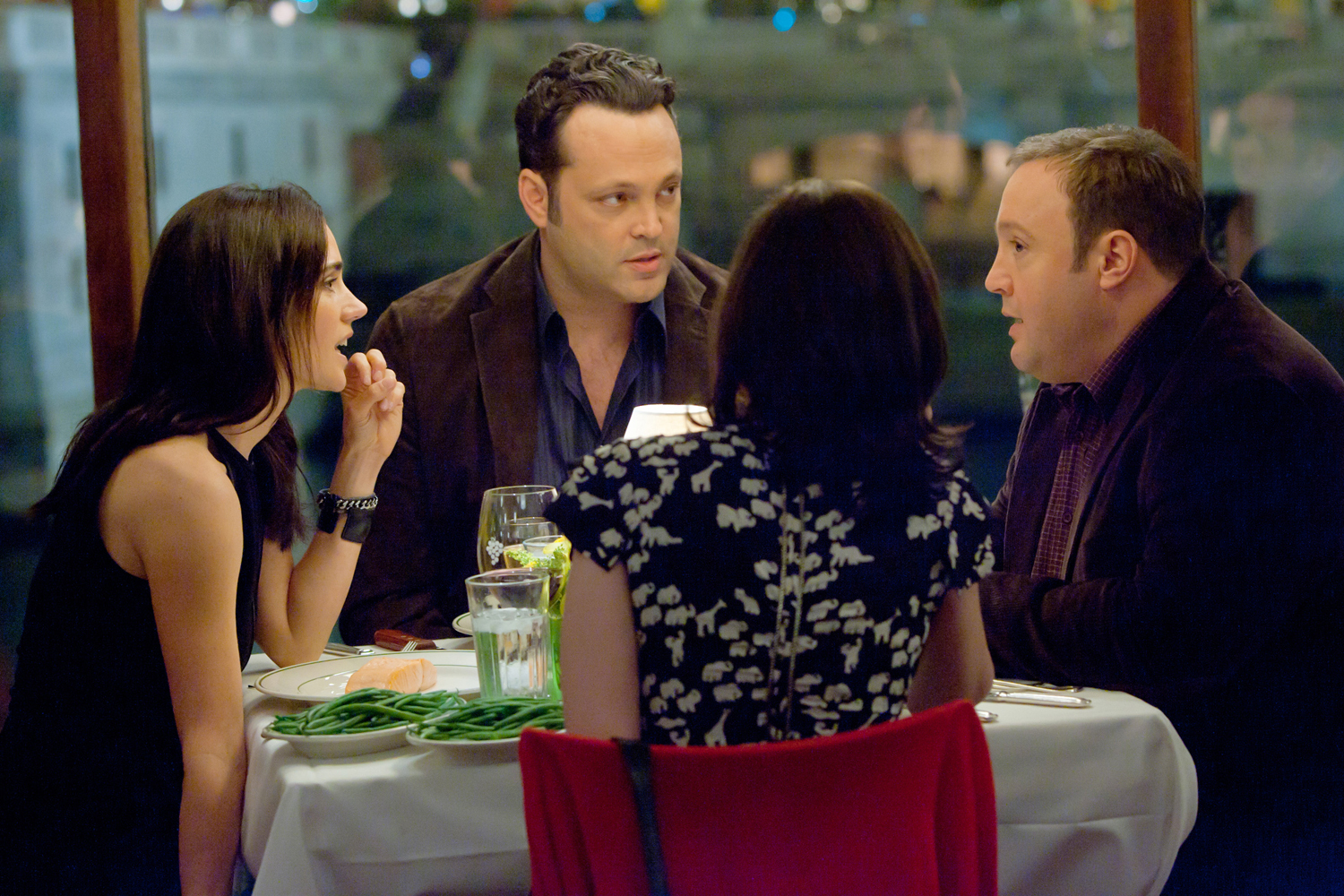 Jennifer Connelly, Vince Vaughn, and Kevin James in The Dilemma (2011)