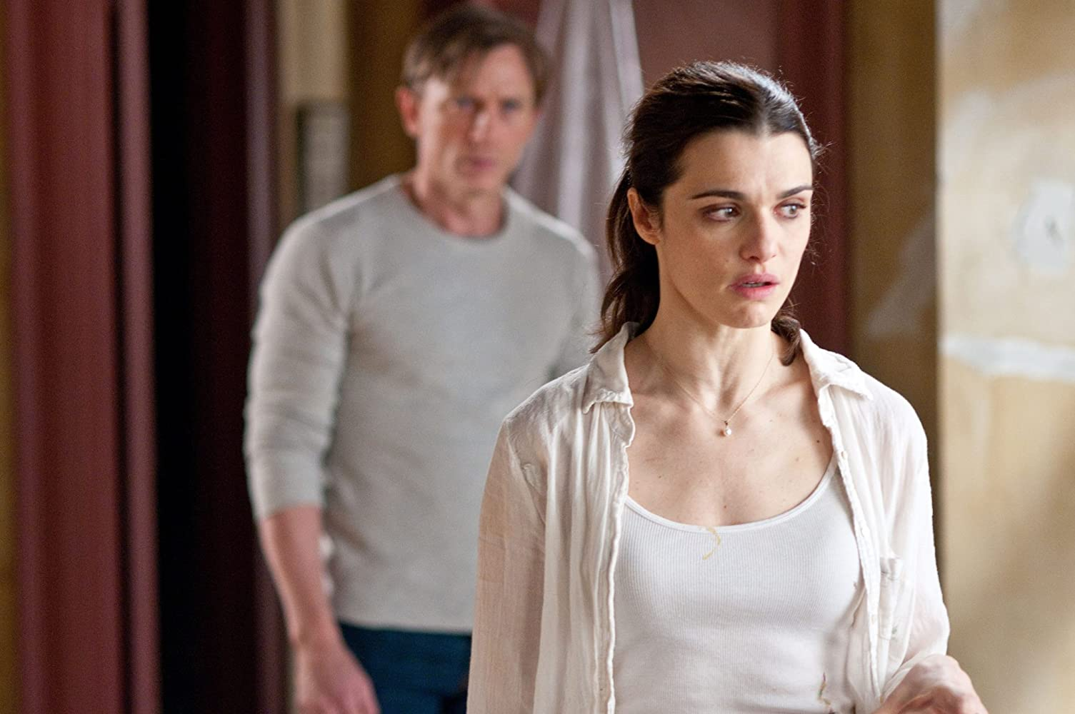 Rachel Weisz and Daniel Craig in Dream House (2011)