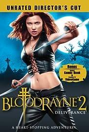 BloodRayne II: Deliverance Poster