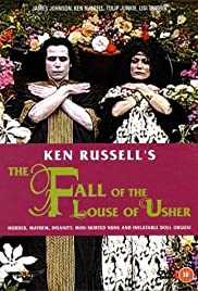 The Fall of the Louse of Usher: A Gothic Tale for the 21st Century Poster