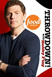 Throwdown with Bobby Flay Poster