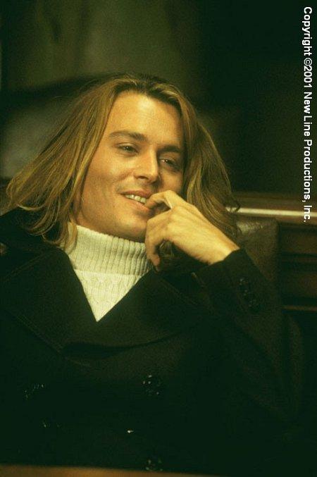 Awe Inspiring Johnny Depp Imdb Info Hairstyles For Women Draintrainus
