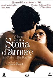 Storia d'amore Poster