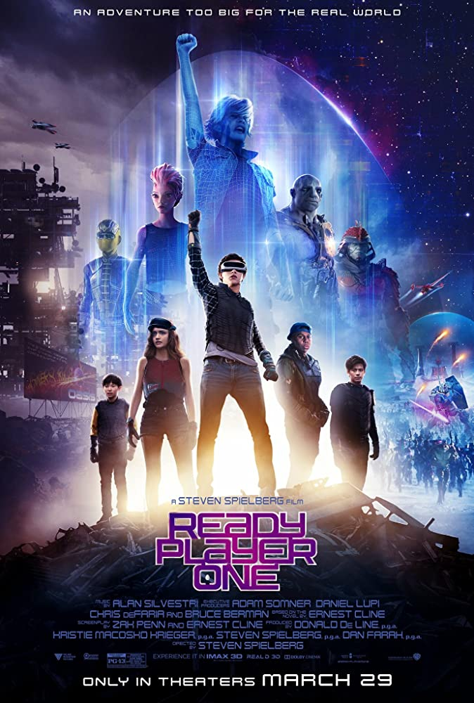 Ready Player One (2018), Online Subtitrat in Romana