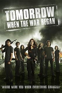 tomorrow when the war began serie deutsch
