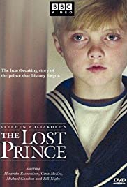 The Lost Prince Poster