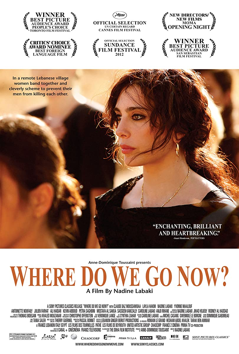 Ir ką mums dabar daryt? / Where Do We Go Now (2011)