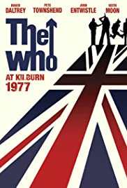 The Who: At Kilburn 1977 Poster