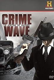 Crime Wave: 18 Months of Mayhem Poster