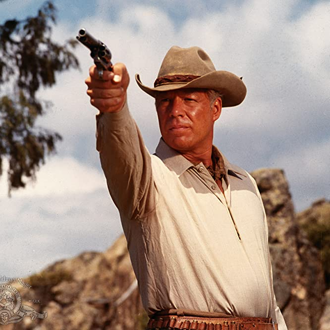 George Kennedy in Guns of the Magnificent Seven (1969)