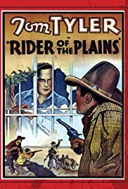 Rider of the Plains Poster