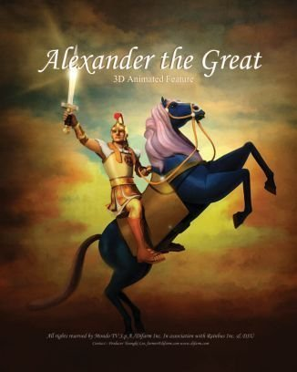 An analysis of the title alexander the great