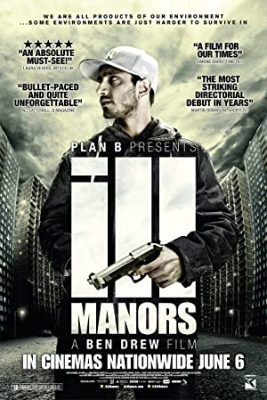 Ill Manors poster