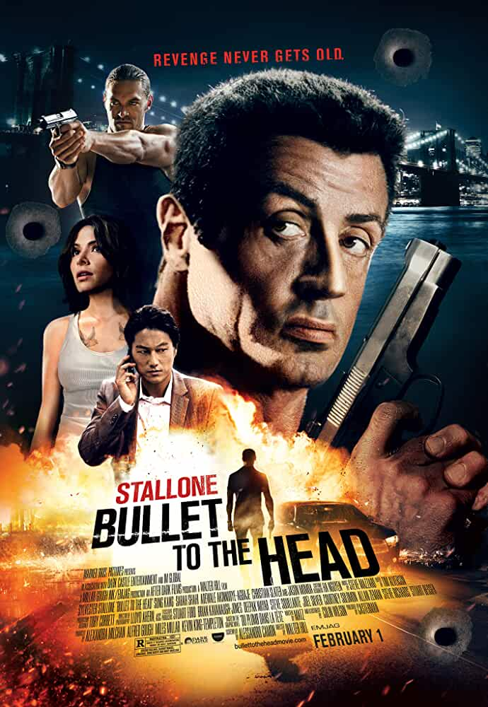 Bullet to the Head 2012 720p BluRay Dual Audio [Hindi 2.0 – English 2.0] ESub