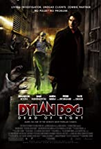 Primary image for Dylan Dog: Dead of Night