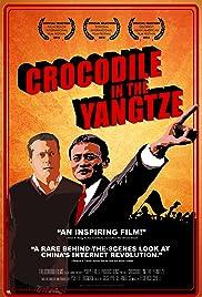 Crocodile in the Yangtze Poster