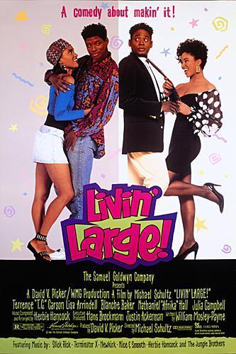 Livin' Large! (1991) - IMDb