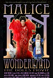 Malice in Wonderland: The Dolls Movie Poster