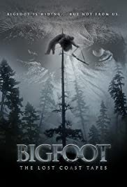 Bigfoot: The Lost Coast Tapes Poster