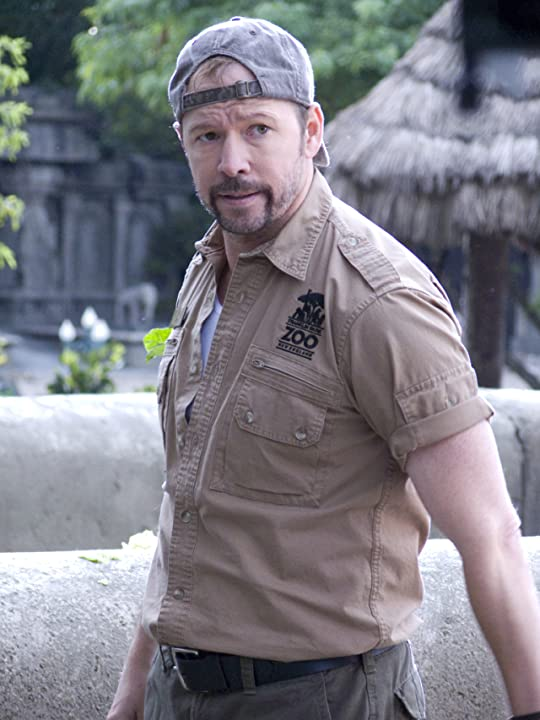 Donnie Wahlberg in Zoo...
