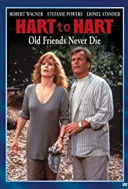 Hart to Hart: Old Friends Never Die Poster