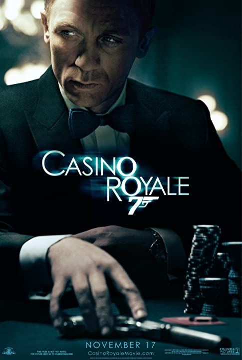 casino royale imdb parents guide