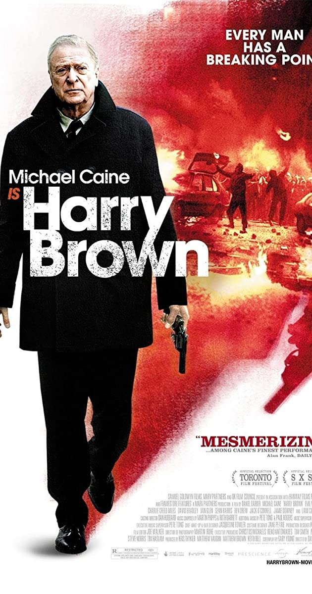 Harry Brown Imdb