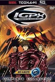 IGPX: Immortal Grand Prix Poster