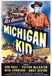 The Michigan Kid Poster